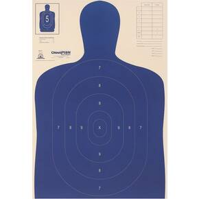 "Champion LE Targets Paper Target - 23"" X 36"", 100/Pack"