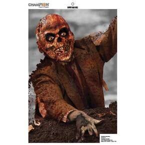 "Champion VisiColor Zombie 24"" x 45"" Targets (10-Pack)"