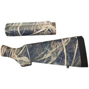 Champion 2-Piece Synthetic 12-Gauge Shotgun Stock - Mossberg 500, Realtree HD Max-4