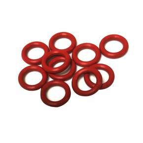 Case Plastics O-Wacky O-Ring Tool #10 25pk - Red