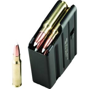 Duramag Stainless Steel Magazine .308/6.5 Creedmoor 10rd Black