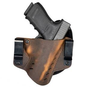 Versacarry Comfort Holster IWB Forward Cant Kydex Water Buffalo Hybrid Essential Sz2