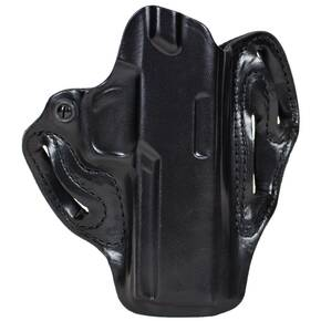 #2 PLN BLK RH UNLINED FOR RUGER SECURITY -9