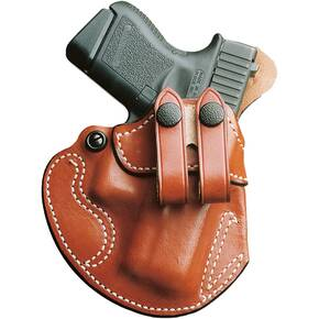 DeSantis Cozy Partner S/A XDS .45 Holster Tan Leather Right Hand