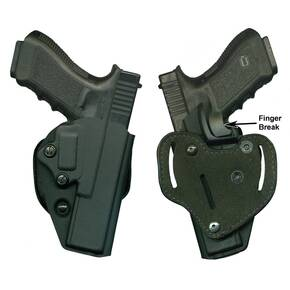 DeSantis for Glock 17, 22 Facilitator-Style 042, Right Hand, Black