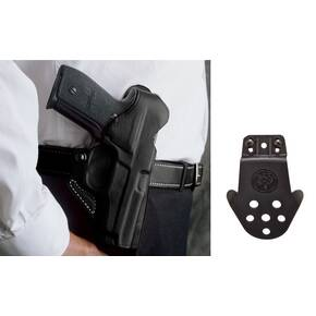 DeSantis S&W M&P 9/40 The Viper Paddle Holster-Style 065, Right Hand, Black