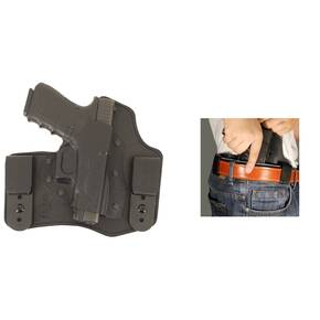 "DeSantis Springfield XD9, XD40 4"" Holster-Style 105, Right Hand, Black"