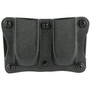 #A87 QUANTICO DOUBLE MAG POUCH FOR GLOCK 43 KYDEX AMBI