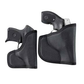 DeSantis for Glock 17, 19, 22 The Nemesis-Style N38, Ambidextrous, Black