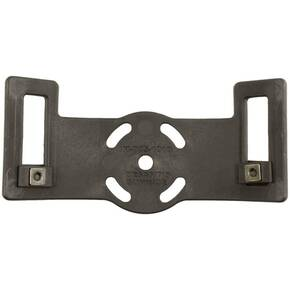 DeSantis Plain Clothes Belt Hanger Black