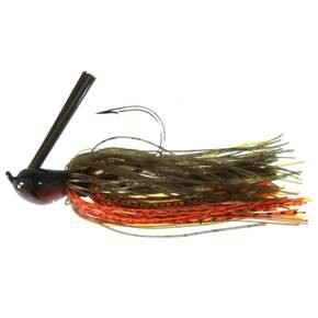 Dirty Jigs Compact Pitchin Jig Lure 3/8 oz - Alabama Craw