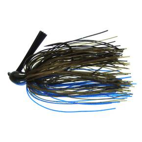Dirty Jigs Compact Pitchin Jig Lure 3/8 oz - Pond Bug