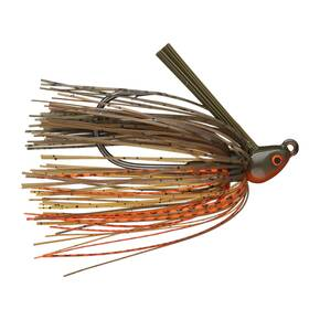 Dirty Jigs No-Jack Swim Jig Lure 3/8 oz - Alabama Craw