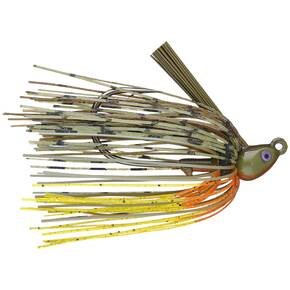 Dirty Jigs No-Jack Swim Jig Lure 1/2 oz - Bluegill 2