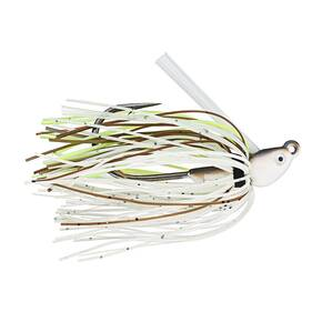 Dirty Jigs No-Jack Swim Jig Lure 3/8 oz - SXY Guntersville Shad
