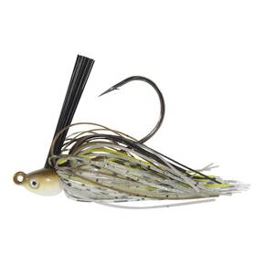 Dirty Jigs Swim Jig Lure 3/8 oz - Threadfin Shad