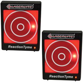 LaserLyte Laser Trainer Reaction Tyme Target