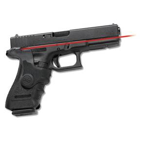 Crimson Trace Semi-Automatic Lasergrip - for Glock 3rd Generation .17/.19/.22/.23/.31/.32