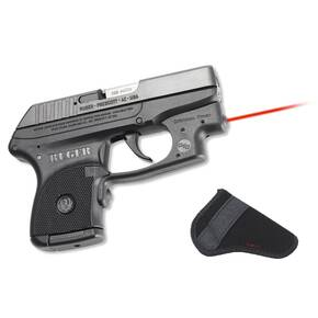 Crimson Trace Laserguard - Ruger LCP w/Holster