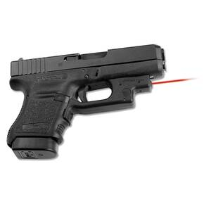 Crimson Trace Laserguard - for Glock .19/.23/.25/.26/.27/.28/.32/.33/.36/.38/.39/ 3rd Gen .19/ 4th Gen .23 Compact/Sub-Compact