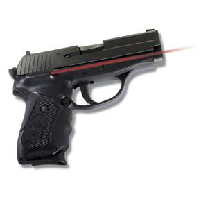 Crimson Trace Semi-Automatic Lasergrip - Sig Sauer P239 Series Lasegrips Side Action Rubber Grip