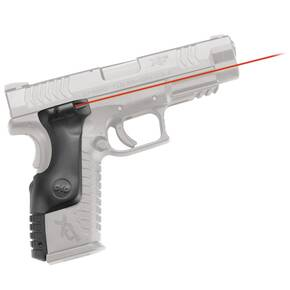 Crimson Trace Semi-Automatic Lasergrip - Springfield Armory LSRGP SPRINGFIELD ARMORY XDM FRT