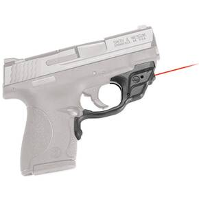 Crimson Trace Laserguard with Red Laser - S&W M&P Shield