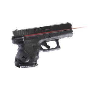 Crimson Trace Semi-Automatic Lasergrip - for Glock 26/27/28/33/39 Rear Activation