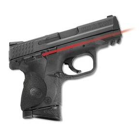 Crimson Trace Semi-Automatic Lasergrip - S&W Compact M&P Laser Grip Rear Polymer