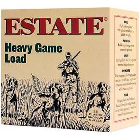 Estate Cartridge Uplnd Hnt 20 Gauge 2-3/4 1 oz #6 25/box