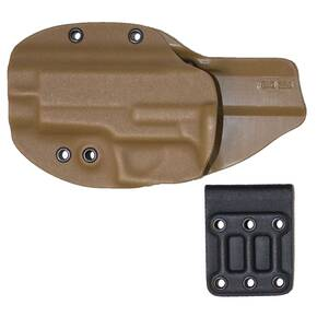 Gcode Holster for Sig 226 Compact Belt Loop Left Hand Coyote Tan