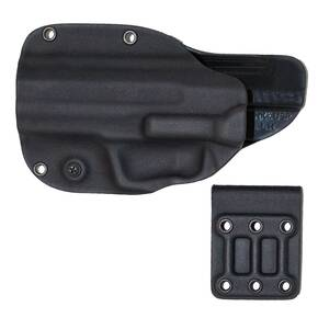 Gcode Holster for H&K USP 45 Compact Belt Loop Left Hand Black