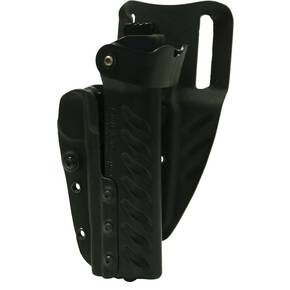 Eagle SOC Holster Beretta 92FS Duty Belt Slide Left Hand Black Holster