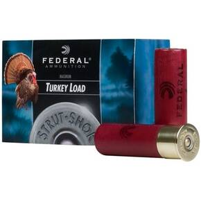 "Federal Strut-Shok Turkey 12 ga 3"" MAX 1 7/8 oz #5  - 10/box"