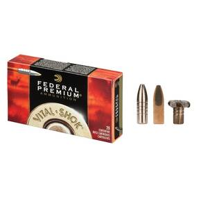Federal Premium Vital-Shok Rifle Ammunition .338 Win Mag 225 gr TBBC 2730 fps - 20/box