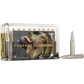 Federal Premium Cape-Shok Rifle Ammunition .416 Rigby 400 gr TBBC 2300 fps - 20/box