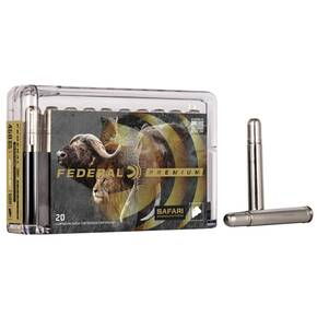 Federal Premium Cape-Shok Rifle Ammunition .458 Win Mag 500 gr TBBC 2090 fps - 20/box