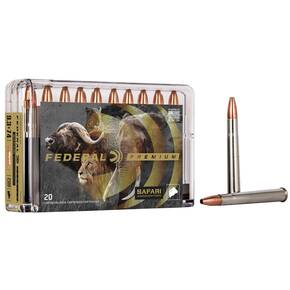 Federal Premium Cape-Shok Rifle Ammunition 9.3x74R 286 gr SAF 2360 fps 20/box 9.3x74R 286 gr SAF 2360 fps - 20/box