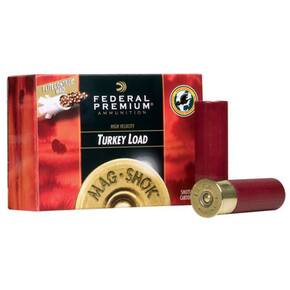 "Federal Premium Mag-Shok Turkey 12 ga 3"" MAX 2 oz #5  - 10/box"