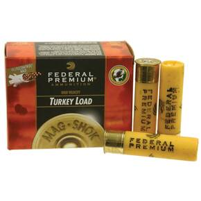 Federal 20 Gauge 3 1-5/16oz Turkey #6 10 Rounds/Box