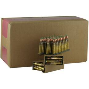 Federal Lake City Rifle Ammunition 5.56mm 62 gr FMJ 900/Box