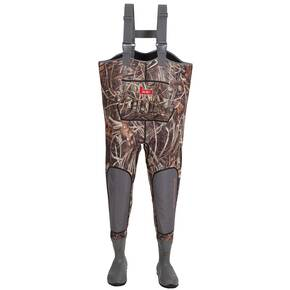 Banded  Cover 2 Neoprene Waders - RealTree Max-4 Size 9