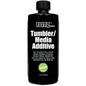 Flitz Liquid Tumbler and Media Additive 7.6 oz