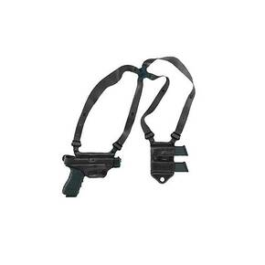 Galco for Glock 17, 19 Miami Classic II Shoulder System Right Hand Black