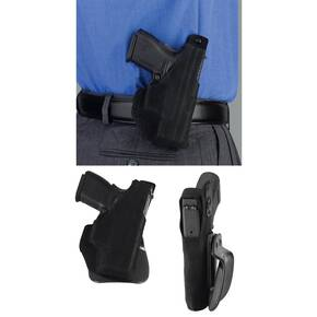 "Galco Colt 3"" 1911 Paddle Lite Paddle Holster Right Black"