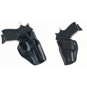Galco Ruger LCR Stinger Belt Holster Right Hand Black