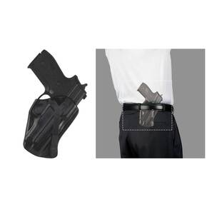Galco for Glock 26, 27, 33 SkyOps Inside Pant Holster Ambidextrous Black