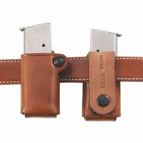 Galco 10mm, 45 Single Magazine Case Tan