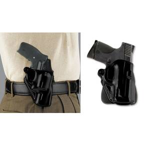 "Galco Colt Detective Special 2"" Speed Paddle Holster Right Hand Black"