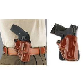 Galco Ruger LCR Speed Paddle Holster Right Hand Tan